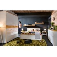 Buy cheap Durable King Bedroom Furniture Sets With Wood And High Gloss Furnishing from wholesalers