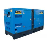 Stainless Steel Portable Sound Proof Generator 260kw Cummins Engine Manufactures