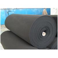 China 5-10 mm Thick Activated Carbon Filter Sheets For Painting Booth 250-600g/M2 on sale