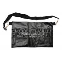 20 Pockets Makeup Artist Brush Bag Cosmetic Products PVC Apron With Belt Strap Manufactures