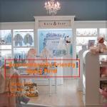 Nice fashion popular retail Kids Clothing Store interior design Manufactures
