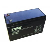 High Capacity 12V 7AH Sealed Lead Acid Battery Rechargeable Long Life Manufactures