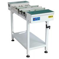 PCB Double Rail SMT Conveyor 500MM 1000MM With A Circuit Board Detection Mode Manufactures