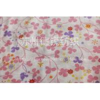 China Cotton Spandex Print Fabric on sale