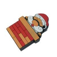 santa claus usb flash drive China supplier Manufactures