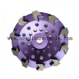 China Diamond cup wheel grinding disc on sale