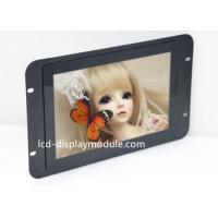 Ultra Thin 3mm Flat 10.1 Touch TFT LCD Monitor With HDMI Input -20c ~ 70c Operating Manufactures