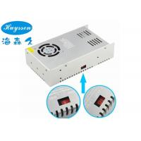 Buy cheap Single Output Industrial Switching Power Supply led driver 360W DC12V 30A from wholesalers
