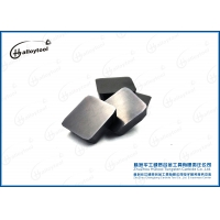 China 15.0g/m3 SPKN1504EDR Tungsten Carbide Milling Inserts on sale