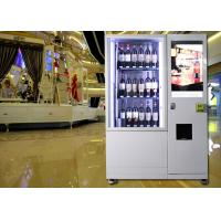 High End Elevator Wine Vending Machine , Drink Vending Machine With Remote Control System Manufactures