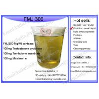 Oil Based Injection Gear FMJ 300 Semi Finished Liquid For Bodybuilding Manufactures