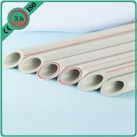 Buy cheap 2 - 18.3MM Thickness Plastic PPR Pipe Sanitary Plastic Pipe Easy Installation from wholesalers