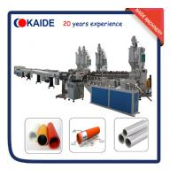 Plastic Pipe Extrusion Machine for PEX-AL-PEX/PERT-AL-PERT/PPR-AL-PPR Pipe KAIDE factory Manufactures