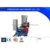 China High Forming Speed Cable Tray Roll Forming Machine 15m/min For Cable Tray on sale