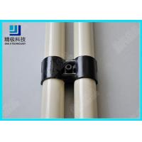 Strengthen Black Metal Joint For Industrial Logistic Pipe Rack System HJ-11 Manufactures