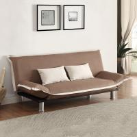 2 Pillow Modern Home Sofa Bed Pull Out For Added Versatility L195*W102 / 123*H90 / 32CM Manufactures