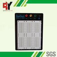 Reusable Circuit Electronics Breadboard Combination With Six Pattern Manufactures