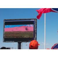 Custom HD IP65 Full Color Led Display Screen Resolution For Outdoor Advertising Manufactures