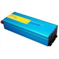China Blue Color Aluminium alloys 2000 Watt pure sine wave power inverters / converter on sale