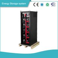 China 25.6KWH Solar Energy Inverter Long Cycle Life With 160pcs 50Ah LiFePO4 Battery on sale