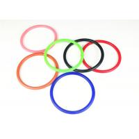 Colored NBR(nitrile -butadiene rubber) Oil resistant tiny rubber o ring seals