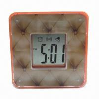Digital Clock with Transparent Display  Manufactures