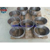 High Temperature Custom Machine Parts Replacement Bearing Ring AISI 52100 Manufactures