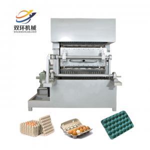 China Egg tray paper machine / Paper pulp egg tray making machine price on sale