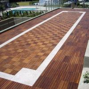 Waterproof Wood Outdoor Decking Flooring Manufactures