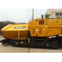 140KW Diesel Engine XCMG Concrete Asphalt Paver Machine With 330mm Pacing Thickness