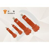High Grade Steel DTH Hammer Bits Lower 0perating Costs Low Air Consumption Manufactures