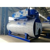 Capacity 1 - 3 Ton Gas Steam Boiler Industrial Condensing For Plywood Factory Manufactures