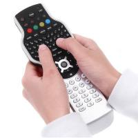 China Set-top Box remote control with 2.4G RF mini keyboard mouse IR learning on sale