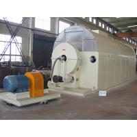 Beer Distillers Grain Pipe Bundle Vacuum Drying Machine Steam / Thermal Oil Heating Manufactures