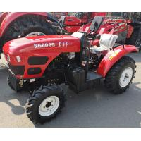 Quality YTO four  wheeled farmer tractor SG604G  60 horsepower four-drive for sale