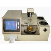 Gold GD-3536D Automatic Flammability Products cleveland Open Cup Flash Point Tester Manufactures