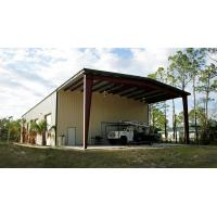 Customized Agricultural Metal Buildings Steel Barns 50'x125'x22′ Prefab Garage Manufactures