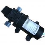 24V DC electric water high pressure washer pump  mini diaphragm self priming water pump Manufactures