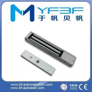 China Popular Automatic Door Accessories , Low Noise Magnetic Door Lock on sale