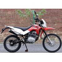 China Air Cooling Dirt Bike Style Motorcycle Yamaha Design 150CC Vertical Engine on sale