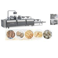 China CE certificated factory supply food industry use cereal bar making machine on sale