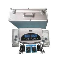 Quality Cleansing Body Dual Ion Detox Foot Bath Machine / Therapy Foot Spa Detox Machine With digital display for sale