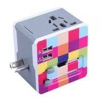 Newest Travel Adapter with 2 USB Charger Manufactures