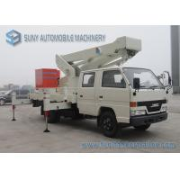 China 23M Telescopic Booms JMC High Altitude Operation Truck High Performance on sale