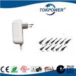 White Power Adapter 5V 12V 12W Manufactures
