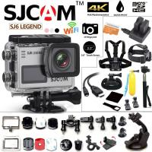 China SJCAM SJ6 LEGEND 2″ LCD T 2160P 4K Ultra HD Sport DV Action Camera / All in One on sale