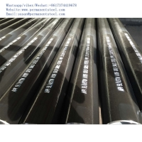 China ASTM A53 Gr.B SMLS Carbon Steel Pipe for Oil and Gas Industry/ASTM A333 GR.6 SMLS steel pipe sch40/MS seamless pipe on sale