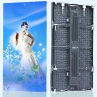 China Giant Concert LED Curtain Wall Display Exterior Pitch 4.81mm P4.81 1000x500 on sale
