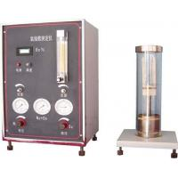 ASTM D2863 ISO 4589-3 Plastic Testing Equipment Burning / Behaviour Oxygen Index Ambient Temperature Testing Equipment Manufactures