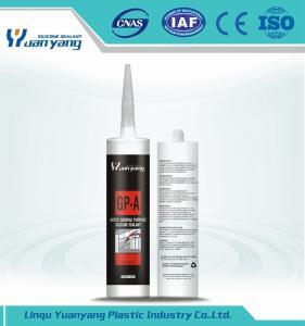 China Ceramic Silicone Adhesive Sealant Acidl Cure Silicone Sealant on sale